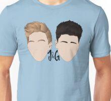 Jack and Jack (Jack Gilinsky and Jack Johnson) Unisex T-Shirt