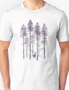The trance of a deer Unisex T-Shirt