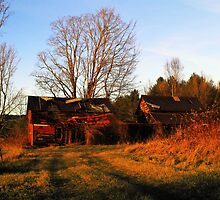 Sundown at the Old Farmstead by Nazareth