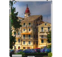 The Red Bell-Tower iPad Case/Skin