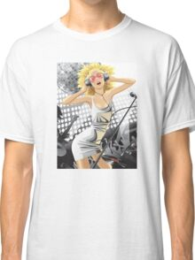 Girl at a party Classic T-Shirt