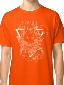 FERNWEH - White Version Classic T-Shirt
