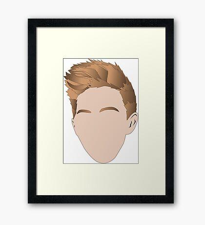 Jack Johnson (Jack and Jack) Framed Print