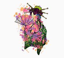 Floral Geisha Unisex T-Shirt