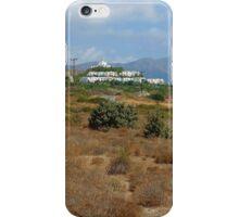 Church near Kardamaina iPhone Case/Skin