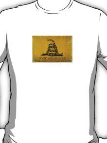 Gadsden Flag, Don't Tread On Me T-Shirt