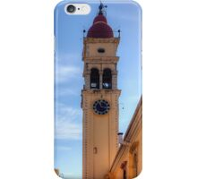 Bell Tower of Agios Spyridon iPhone Case/Skin