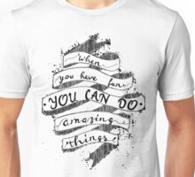 AMAZING THINGS Unisex T-Shirt