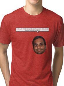 Lemons Tom Tri-blend T-Shirt