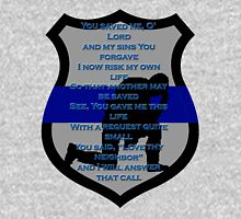 Cop's Prayer Unisex T-Shirt