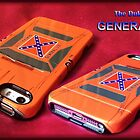 "GENERAL LEE (see ""description"" for actual case) by ALIANATOR"