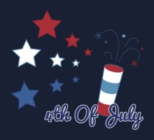 4th Of July Fireworks Kids Clothes