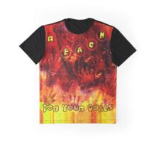 Reach for Your Goals  Graphic T-Shirt