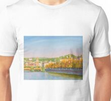 The Adige River in Verona, Italy Unisex T-Shirt
