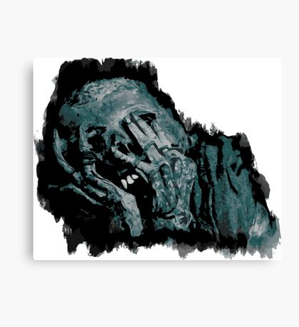 The Undead. Canvas Print