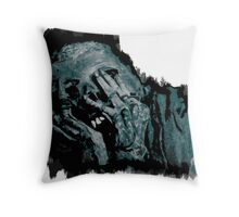 The Undead. Throw Pillow