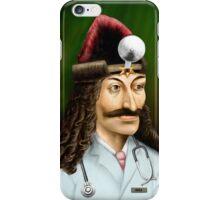 Doctor Acula iPhone Case/Skin