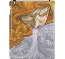 The Woman Who Sneezed Ghosts iPad Case/Skin