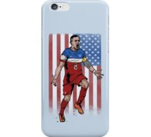 Dempsey USA flag iPhone Case/Skin