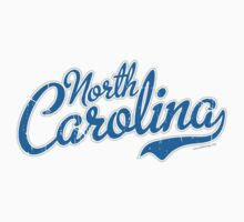 North Carolina Script VINTAGE by Carolina Swagger