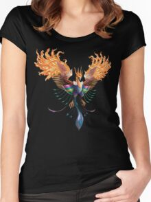 Phoenix Women's Fitted Scoop T-Shirt