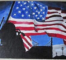 Memorial Raising by Brandon Rozendaal