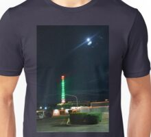 Motel in the moonlight Unisex T-Shirt