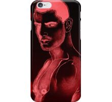 Man Reflecks iPhone Case/Skin