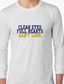 CLEAR EYES!!!!! Long Sleeve T-Shirt