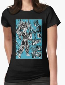 Super Saiyan Gohan - RB00022 Womens Fitted T-Shirt