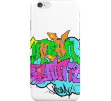 Urban Graffiti iPhone Case/Skin