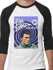 Time Tunneler Men's Baseball ¾ T-Shirt