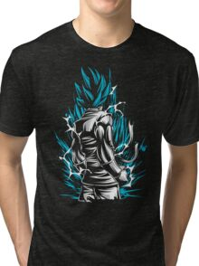 Super Saiyan Goku - RB00020 Tri-blend T-Shirt