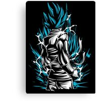 Super Saiyan Goku - RB00020 Canvas Print