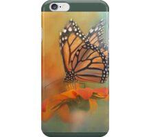 Monarch Maiden iPhone Case/Skin