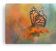 Monarch Maiden Canvas Print