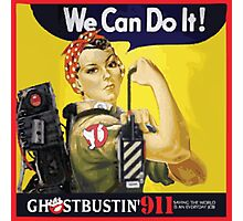 GB911 Can Do It! Photographic Print