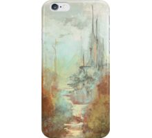 Floating Castle iPhone Case/Skin