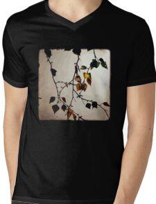Last Days - Black Mens V-Neck T-Shirt