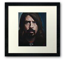Dave Grohl Framed Print