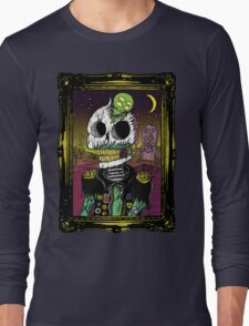 Life-Form After Death Long Sleeve T-Shirt