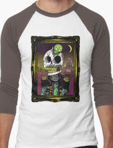 Life-Form After Death Men's Baseball ¾ T-Shirt