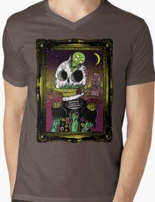 Life-Form After Death Mens V-Neck T-Shirt