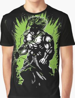 Super Saiyan Broly - RB00018 Graphic T-Shirt
