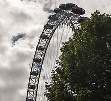 London Eye by marcusks