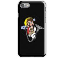 Luigi a Ghost buster -fan art- iPhone Case/Skin