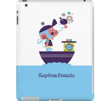 Kapitan Drozda iPad Case/Skin