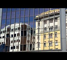 City Reflections by Doug Miller