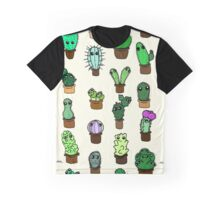 Cacti Galore! Graphic T-Shirt