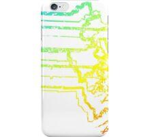 massachusetts chill blur iPhone Case/Skin
